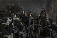 Titel: Star Wars – Rogue One  Regisseur: Gareth Edwards (II)  Darsteller…