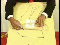 descargar gratis manual o libro de costura de hermenegildo zampar - YouTube Sewing Stitches, Sewing Patterns, Inspiration For The Day, Sewing Basics, Diy Clothing, Pattern Blocks, Pattern Making, Dressmaking, Flower Power