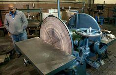 The Workshop! #SherwoodPercussionInstruments #Michigan #HandmadeWoodDrums