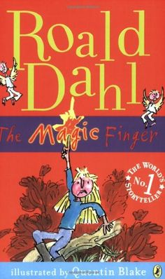 The Magic Finger Cover *