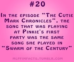 MLP;FiM Facts