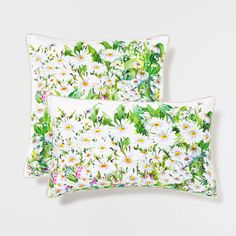 DAISIES LINEN PILLOW - Decorative Pillows - Decor and pillows | Zara Home United States