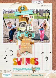 Big Smiles & Swings