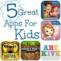 5 Mobile Apps Kids Will Love | Spoonful