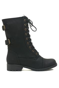 Timberly 02 Combat Boot... OMGG only $30