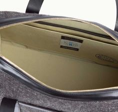 John Smedley | Cherchbi Blake Overnight Bag | John Smedley Official Store £495