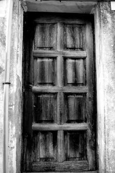Old Door, Seixal, Portugal