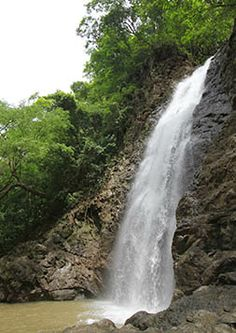 Waterfalls are among the best features of Costa Rica and some of the most majestic ones are found in Southern Nicoya Peninsula. http://www.malpaisbeach.com/waterfalls/ #waterfall #southernnicoyapeninsula