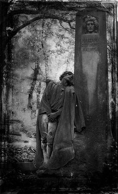 Prague Flora Cemetery