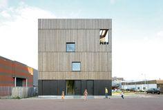 Hafenflair mit Flow - Lofthouse von Marc Koehler in Amsterdam