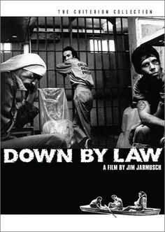 Down by Law (The Criterion Collection) [Blu-ray] Factory sealed DVD The Criterion Collection, Great Films, Good Movies, Akira, 7 Arts, Films Cinema, Kino Film, Fiction, New Wave