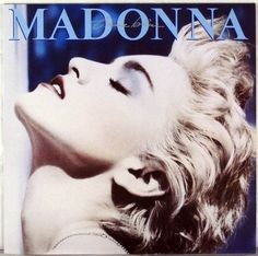 Madonna - True Blue - Music & Arts. De