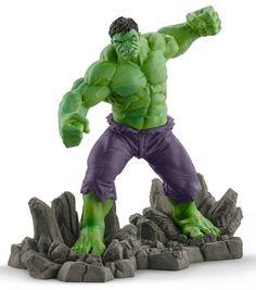 Schleich 2017 Marvel Figurines Hulk 21504