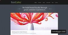 Brand Crafter A Clean Business WordPress Theme