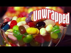 (89) How Jelly Belly Jelly Beans Are Made (from Unwrapped) | Food Network - YouTube