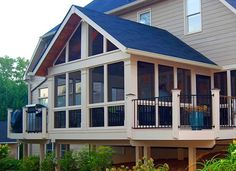 High Elevation Deck Picture Gallery Decks And Porches