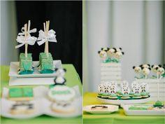 Derek's Panda Themed Party – Sweet Treats