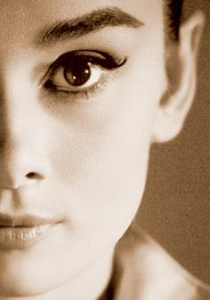 Timeless beauty - Audrey Hepburn