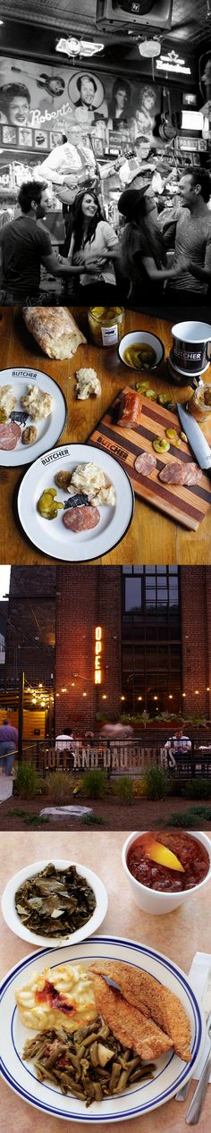 An Actually Useful Guide to Nashville, Tennessee. A local shares the best things to do, the best places to eat, and the best places to drink.