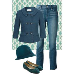 """abrimagers Soft Gamine"" by ketutar on Polyvore"