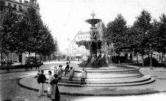 La place Guichard (1906), Réf : 1282