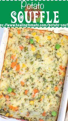 Vegan Thanksgiving Dishes, Thanksgiving Sides, Vegetarian Potato Recipes, Vegan Recipes, Vegan Food, Potato Side Dishes, Vegetable Side Dishes, Baked Potato Oven, Oven Baked