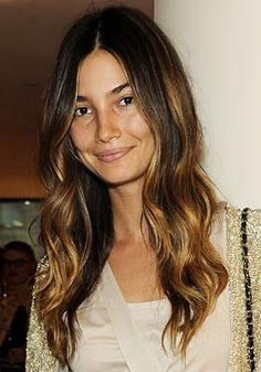 More natural sunkissed hair Color .next hair appointment!!