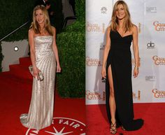 Valentino. Jennifer Aniston. Match made.
