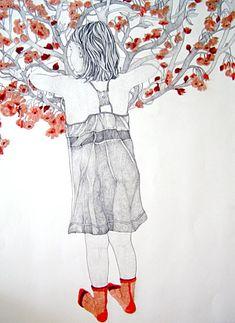 textile artist astrid polman schuilplaats shelter Astrid Polman Interview: Embroidery on paper