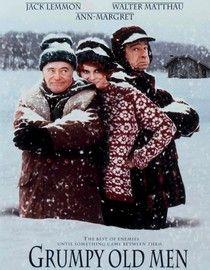 Grumpy Old Men, Starring Walter Matthau, Jack Lemmon & Ann Margret