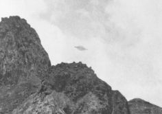 Trindade Island UFO: January 6 1958; Brazilian Navy ship Almirante Saldanha caught this photo off of Bahia, Brazil