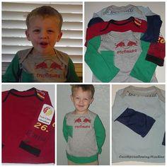 DIY Clothes DIY Refashion: DIY Every Day Shirts for Little Boys