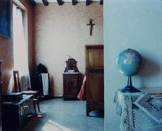 Casa Benati, Reggio Emilia, 1985, dalla serie Paesaggio italiano. - (Luigi Ghirri, Collezione privata, Bergamo)