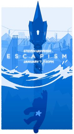 """A page for describing Recap: Steven Universe """"Escapism"""". Steven uses his psychic powers to find help.Tropes: Actual Pacifist: The old guard of the … Steven Universe Wallpaper, Steven Universe Poster, Universe Art, Steven Universe Homeworld, Steven Universe Diamond, Steven Univese, Fanart, Title Card, Star Vs The Forces Of Evil"""