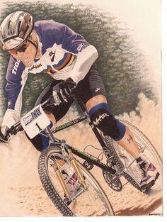 John Tomac Illustration 1996