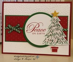 Pals Paper Crafting Card Ideas Peaceful Pines Mary Fish Stampin Pretty StampinUp.jpg