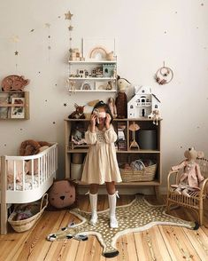 45 Enchanting Kids Room Design Ideas That Will Make Kids Happy. Enchanting Kids Room Design Ideas That Will Make Kids Each and every room of your home is undoubtedly very important and needs special care and attention in its decoration. Baby Bedroom, Nursery Room, Girls Bedroom, Nursery Decor, Bedroom Ideas, Boho Nursery, Bedroom Decor, Nursery Ideas, Bedrooms