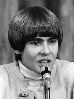 Davy Jones of the Monkees  (Photo by James Jackson/Evening Standard/Getty Images)