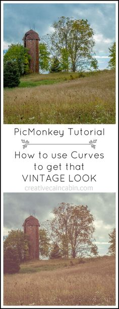 PicMonkey Tutorial how to use Curves to get that vintage look. Photoshop Photography, Photography Photos, Levitation Photography, Exposure Photography, Water Photography, Abstract Photography, Look Vintage, Vintage Photos, Ps Tutorials