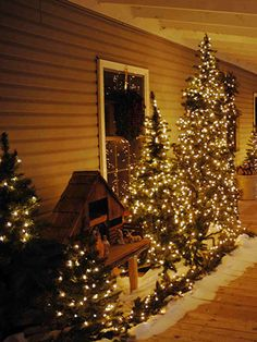 7 Ways to Welcome the Holidays Outside