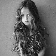 A 9-year-old Model | Christina Pimenova - Slim Fashion