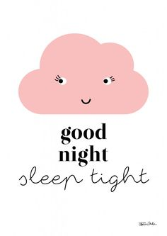Good night. Free printables! kreativakarin