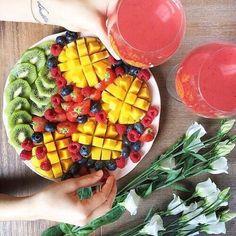 Image via We Heart It #delicious #food #fruit #summer