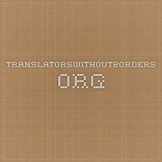 translatorswithoutborders.org