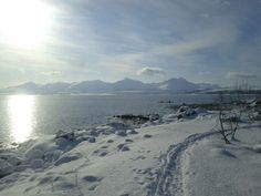 Tromso in march -  #winter #tromso #march #photography