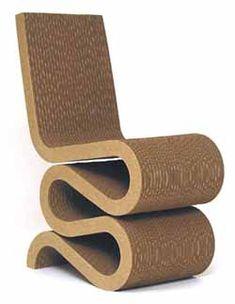 fauteuil eco design