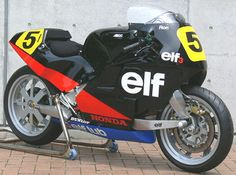 Honda Elf 500