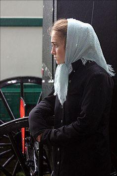Young Amish woman | by Mashuga