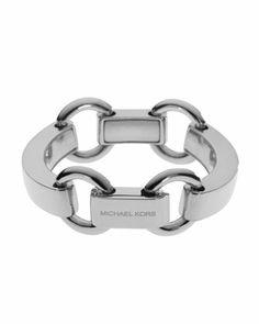 Michael Kors Bit-Link Bracelet.