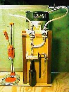 Counter Pressure Bottling Station